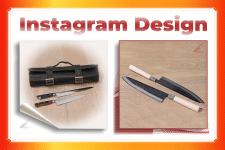 Instagram: Дизайн Постов