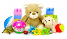 Игрушки – гости сказочного мира детской фантазии