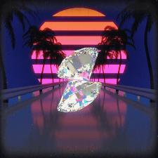 Обложка для музыкально сингла + Инстаграм контент