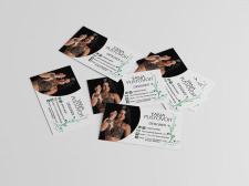 Дизайн визиток под заказ