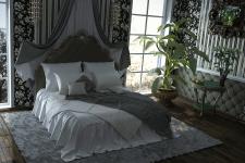 Спальня классическая