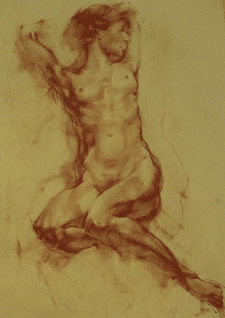 Рисунок(мягкий материал)