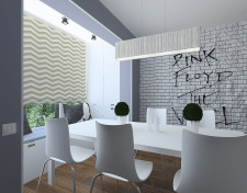 Дизайн проект квартиры (Казахстан)