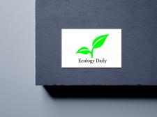 Логотип для еко магазина