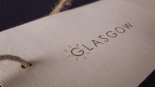Разработка логотипа для доски объявлений Glasgow