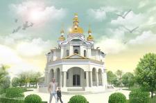 Православный приходской храмовый комплекс
