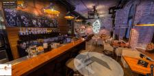 Бургерная Traktor Burger Bar - 3D тур Google
