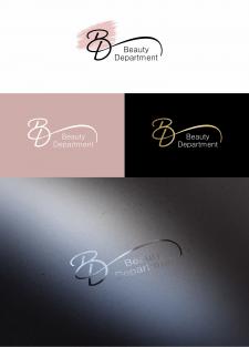 логотип для салона красоты Beauty Department