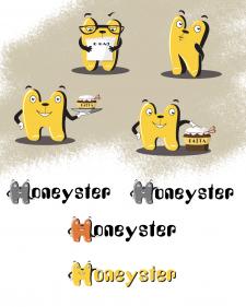 Разработка персонажа для торговой марки