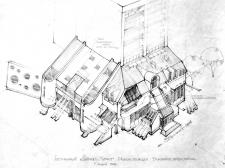 Эскизный проект, предложение, 2001 год