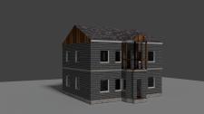 3D Макет дома