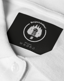 Дизайн етикетки для футболки Rozgon's Lookout
