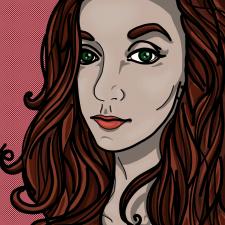 Портрет в стиле Comics Art