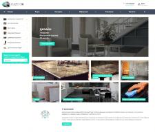 Разработка, наполнение и поддержка сайта