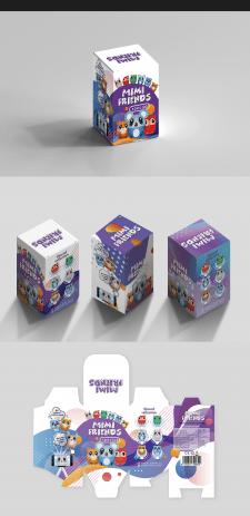 Упаковка MIMI (мини-колонка 6+)