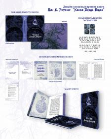 Проектирование книги
