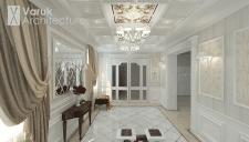 Дизайн-проект дома, г. Днепропетровск