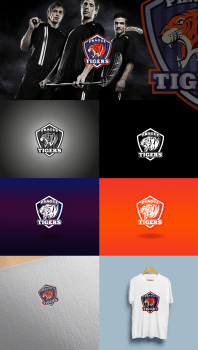 лого для флобольного клуба
