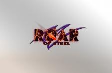 Логотип игры Roar of Steel