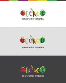 логотип для магазина полезных продуктов