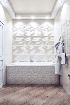 Современна ванная комната