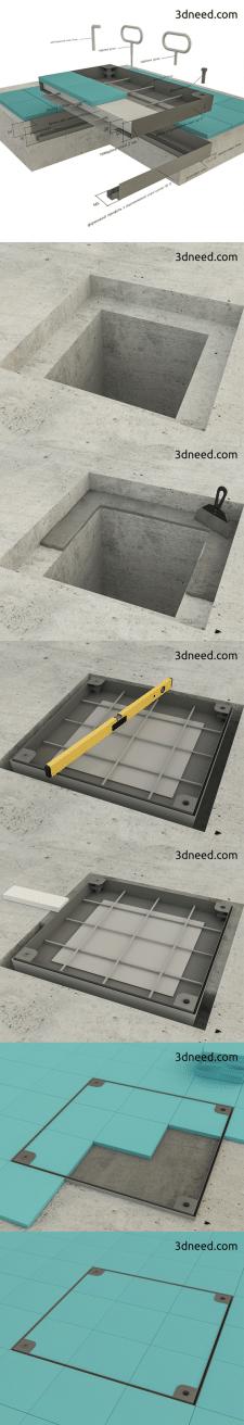 3d Моделирование и визуализация монтажных схем