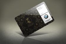 Кобрендинговые карточки Юридический стандарт - BMW