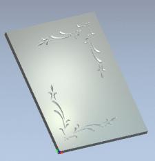Проектування моделі в ArtCAM