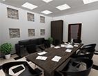 Дизайн-проект офиса в г. Донецк