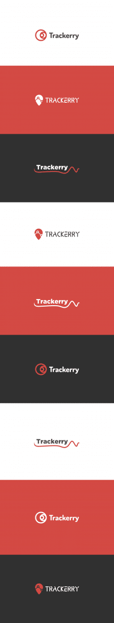 Logo • Trackerry