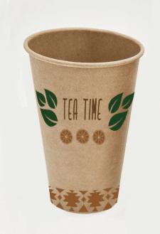 """стаканчик для чая """"Эквадор"""""""