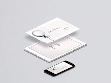 Дизайн страницы-заглушки