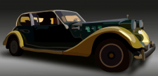 Mercedes Benz 1500