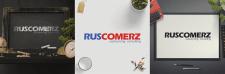 Логотип Рускомерс_стиль flat