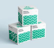 Упаковка для медицинской марихуаны