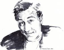 Портрет Роберта Де Ниро