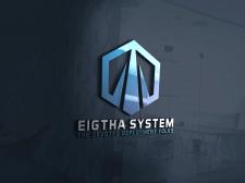 Логотип для digital компании