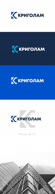 """Логотип """"Криголам"""" концепт"""