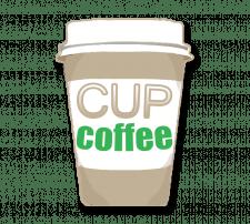 """Логотип для кафе """"CUP coffee"""""""