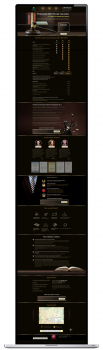 Дизайн Landing Page для Столичного Центра Развития