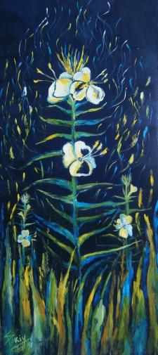 Лунный цветок