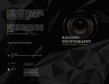 Брошура для фотографів