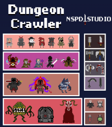 Pixel Art Пиксель персонажы 16 x 16 32 x 32