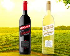 Дизайн-концепт этикетки вина