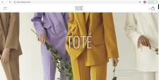 Разработка онлайн-магазина для бренда одежды