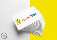 Логотип для магазина модной детской одежды