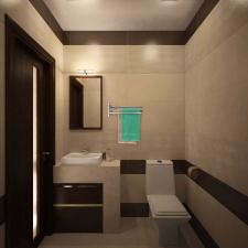 проект туалетной комнаты
