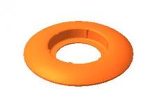 Клапан антидренажный масляного фильтра
