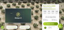 Сайт-одностраничник для магазина BioDeposit