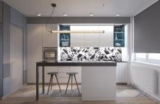 визуализация дизайна квартиры